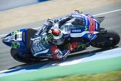 Espanha de MotoGP, em Jerez Imagem de Stock