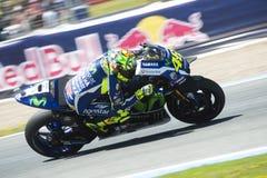 Espanha de MotoGP, em Jerez Fotografia de Stock Royalty Free