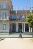 Espanha de Pontevedra, Galiza Imagem de Stock