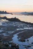 Espanha de Pontevedra, Galiza Fotos de Stock