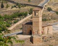 Espanha de Segovia Fotografia de Stock