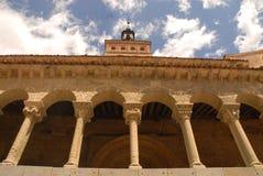 Espanha de Segovia Foto de Stock