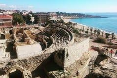 Espanha de Tarragona imagens de stock royalty free
