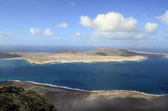 Espanha, Ilhas Canárias fotografia de stock