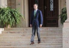 Espanha que encontra 013 Foto de Stock Royalty Free
