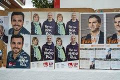 Espanhol 2015 eleições Imagens de Stock