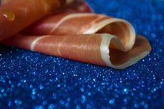 Espanhol Ham Glitter Luxury imagem de stock