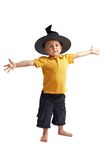 Espantalho de Halloween Fotografia de Stock