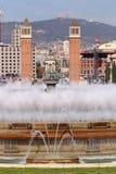 ` Espanya Plaça d Lizenzfreies Stockbild