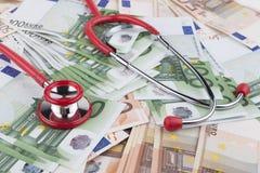 Espaço da saúde Imagens de Stock