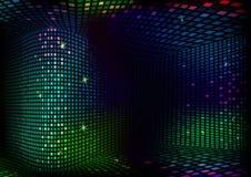 Espaço de cor Imagens de Stock