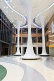 Espaço público interno de Salão Imagem de Stock Royalty Free