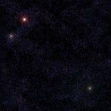 Espaço profundo Foto de Stock Royalty Free