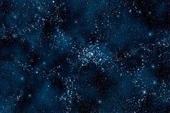 Espaço profundo Imagem de Stock Royalty Free