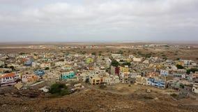 Espargos stad Arkivbilder