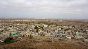 Espargos-Stadt Stockbilder