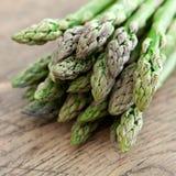Espargos verdes. imagens de stock