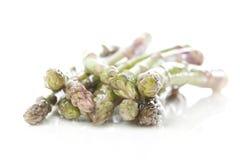 Espargos verdes frescos Imagem de Stock