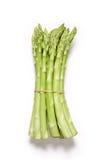 Espargos verdes frescos Fotos de Stock Royalty Free
