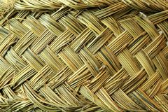 Esparto grass handcraft texture traditional Spain Royalty Free Stock Photography