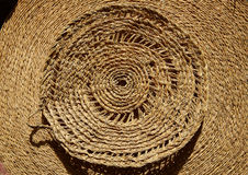 Esparto halfah grass used for crafts basketry Stock Images