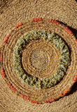 Esparto halfah grass used for crafts basketry Royalty Free Stock Images
