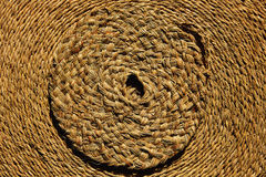 Esparto halfah grass used for crafts basketry Royalty Free Stock Image