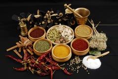 Especia - grano - aroma Imagen de archivo libre de regalías