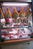 Especialidades italianas del alimento Imagen de archivo libre de regalías