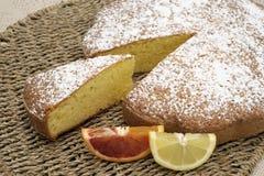 Especially sweet citrus slice Stock Photo