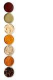 Especiarias Imagens de Stock Royalty Free