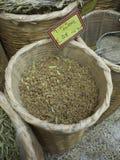 Especiarias & ervas Foto de Stock