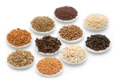 Especiarias e condimentos Imagens de Stock Royalty Free