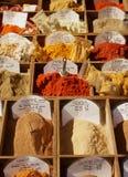 Especiarias em agradável, France Fotos de Stock