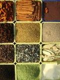 Especias de la India Foto de archivo