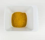 Especias del curry Imagen de archivo libre de regalías
