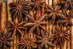 Especias e hierbas Ingredientes del alimento y de la cocina Palillos de canela, Fotografía de archivo