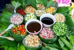 Especias Tailandia fotos de archivo