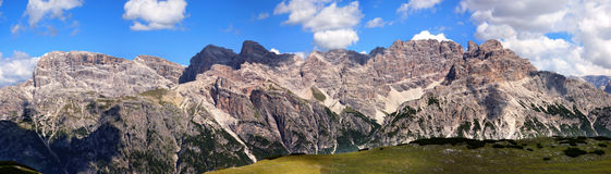 Especie del montaje, dolomía, Italia Imagen de archivo