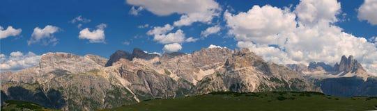 Especie del montaje, dolomía, Italia Fotografía de archivo libre de regalías
