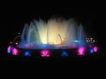 Espectáculo de luces y de colores Fotos de archivo