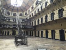 Kilmainham Gaol Stock Photos