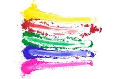 Espectro Imagen de archivo libre de regalías