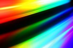 Espectro de cor imagens de stock royalty free