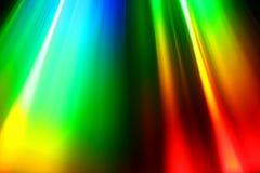 Espectro de cor fotografia de stock royalty free