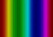 Espectro de cor abstrato Imagens de Stock