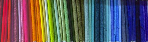 Espectro de cor do parafuso Fotografia de Stock