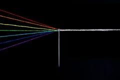 Espectro del algodón Fotos de archivo libres de regalías