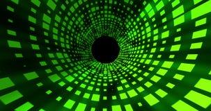 Espectro do áudio digital eletrônico vídeos de arquivo