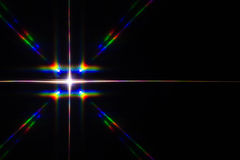 Espectro luminoso Imagem de Stock Royalty Free